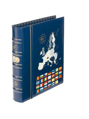 VISTA Classic albums eiro monētām ar ietvaru, bez lapām, 341306