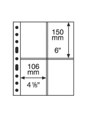GRANDE sheet 2ST, black, 333959