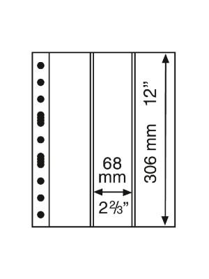 GRANDE sheet 3VC, clear, 321966