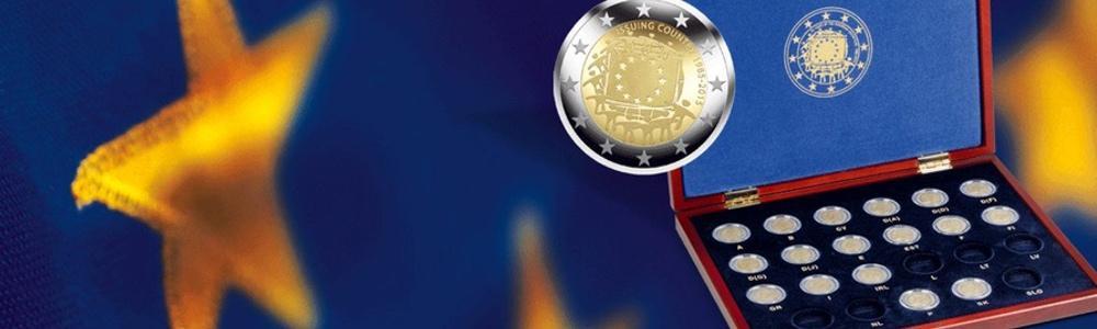 Eiro kolekcionēšanai angliski