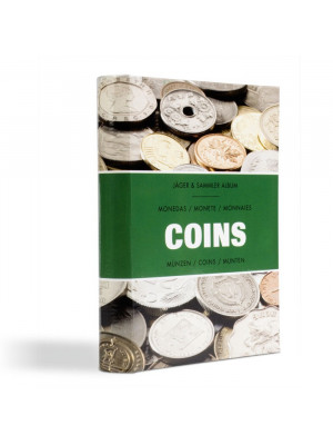Albums Pocket Coins ar 8 lapām POCKETCOINS, 344961