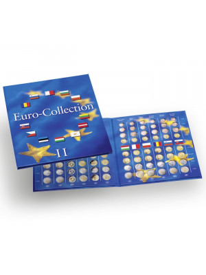 Eiro monētu albums Euro-Collection 2, 337527