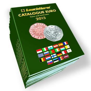 Katalogs Eiro monētas un banknotes 2015 (angļu valodā) 346486