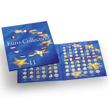 Eiro monētu albums Presso Euro-Collection 2, 337527