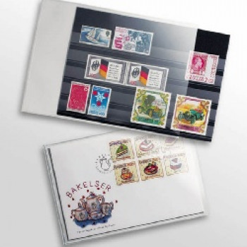 Aizsarglapa pastmarkām un pastkartēm 150 x 107mm, 313007