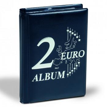 Kabatas albums Eiro monētām Route 350454