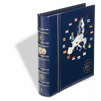 VISTA eiro monētu albums 1 ar ietvaru, 341040