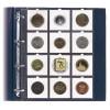 SAFE Lapa 434 albumam Exclusive/Compact A4 (Monētu aksesuāri)