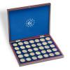 Monētu kaste VOLTERRA de Luxe ar 35 monētu kapsulām