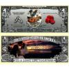 "Miljons dolāru banknote ""TO A LONG LIFE TOGETHER"""