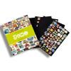 Albums piespraužu kolekcionēšanai ar 4 lapām, 342616