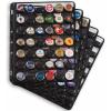 Albums GRANDE korķu kolekcionēšanai ar 5 melnām lapām, 314779
