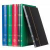 Pastmarku albums DIN A4 LS4/32G, zaļš, Leuchtturm