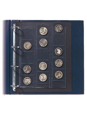 Lapa 5412 albumam Exclusive/Compact A4 (Monētu aksesuāri)