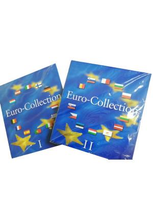 Divi Eiro monētu kolekcionēšanas albumi - viena cena