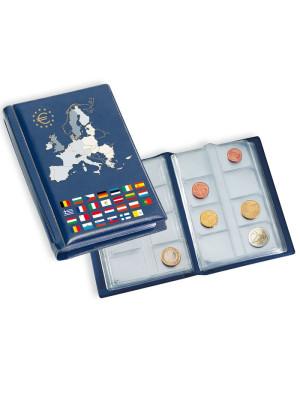 Kabatas albums Eiro monētām POCKETEURO, 330102