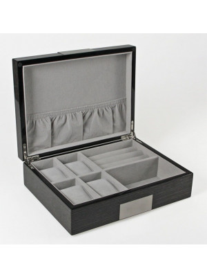 Representative design jewelry box, 7987