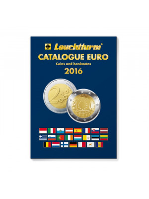 Euro Catalogue for coins and banknotes 2014