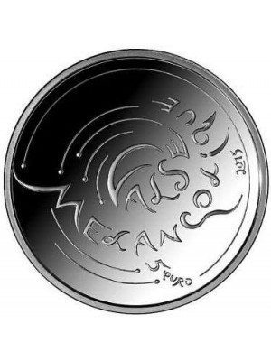 "Silver collection coin ""Valse Mélancolique"", 5 Euro"
