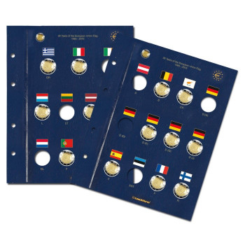 "VISTA coin sheets ""30 years of the EU flag"", 347758"