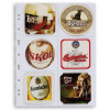 GRANDE album for Beer mats, 342618