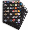 GRANDE album for bottle caps, incl. 5 black sheets, 314779