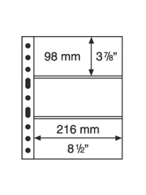 GRANDE sheet 3S, black, 305160