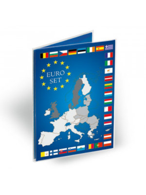 Coin card for 1 Euro coin set, 315678
