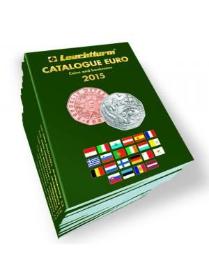 Euro Coin and Banknote Catalogue 2015, 346486
