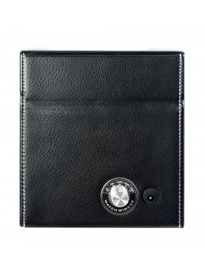 Black elegant watch presentation case, 3750