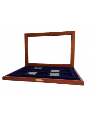 Luxury Wooden display presentation case, 5905