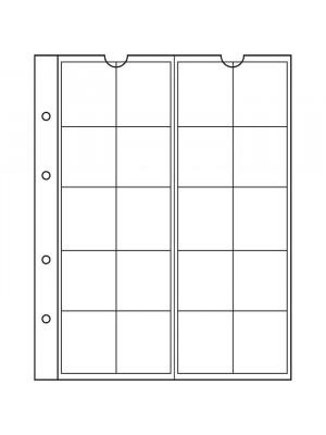 NUMIS sheet NH20 (Numis34), 338571