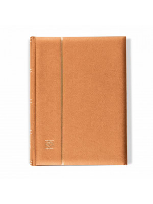 Bronze Stock Book with padded cover, 358060