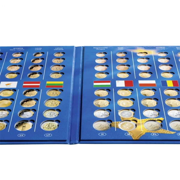 0e7d0f5260 Euro Coin album PRESSO, Euro Collection Volume 2