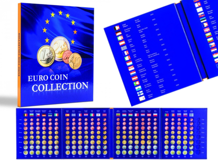 Euro Coin Collection All in One